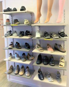 Chaussures thérapeutiques : modèle d'été