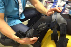 Arthrose du genou pourquoi porter une genouillère ?